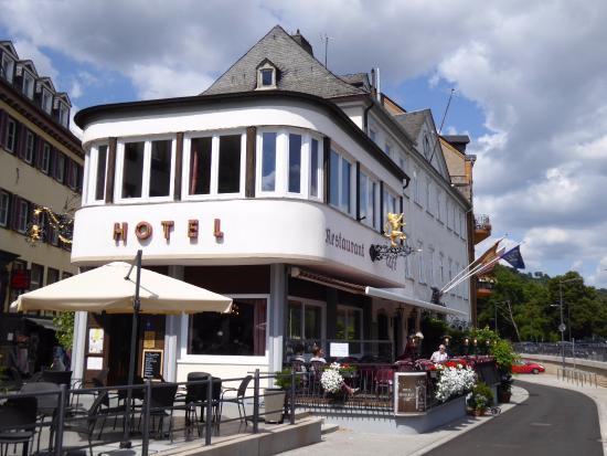Restaurant Zum Goldenen Löwen: 外観