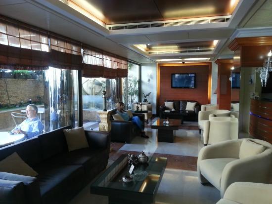 Le Duroy Hotel : Lobby