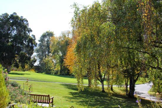 Royal Tasmanian Botanical Gardens Garden Hobart