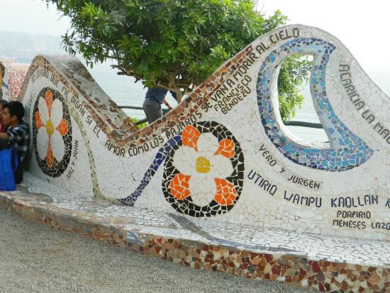 Frases изображение El Parque Del Amor лима Tripadvisor