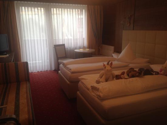 Garni Bellaria: Room 16