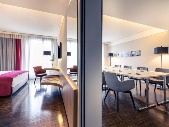 Restaurant bild von mercure hotel heilbronn heilbronn for Designhotel heilbronn