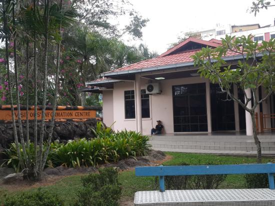 Visitors' Information Centre, Miri