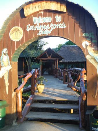 Ecoamazonia Lodge: arrival