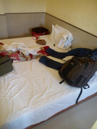 Hotel Relax: Inside room