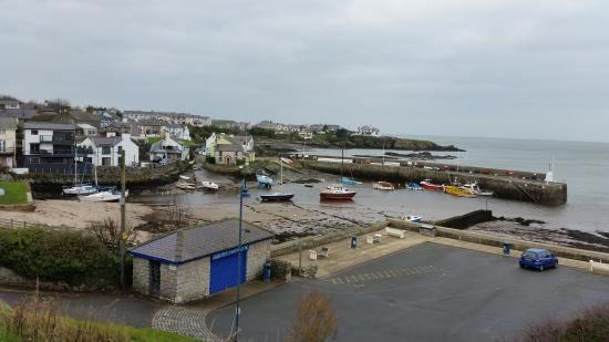 Cemaes Bay, UK: view
