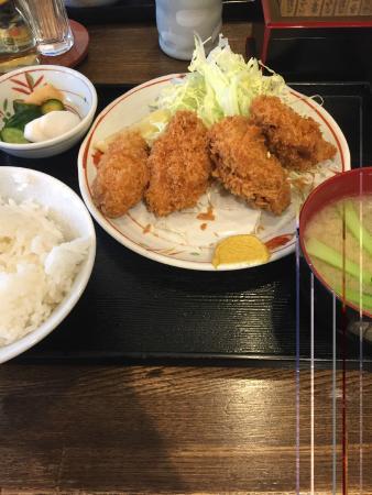 Koshinzukatokiwa Shokudo