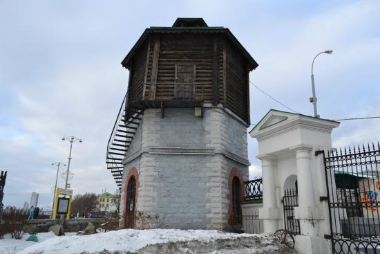 Vodonapornaya Bashnya Na Plotinke Museum