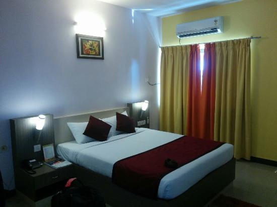 Stayed in colva from 29th nov - 3rd dec