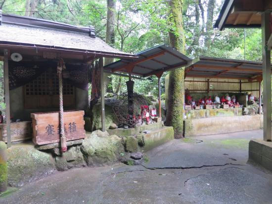 Shizuoka, Giappone: お地蔵さま