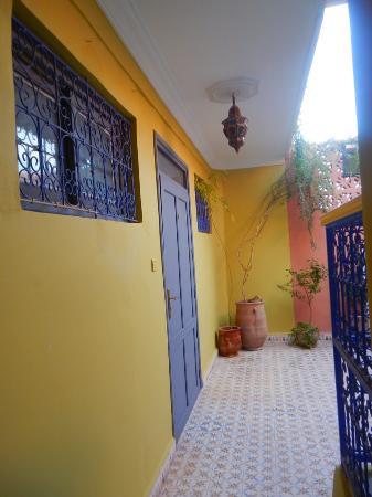 Dar Taddert: Chambre terrasse