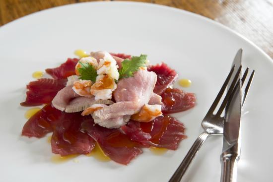 Hotel les Servages d'Armelle : Restaurant Gastronomique