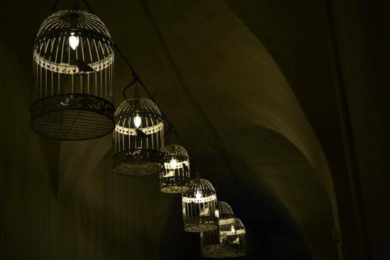 Illuminazione - Foto di Pizzeria Le Tre Forchette Pisa, Pisa ...