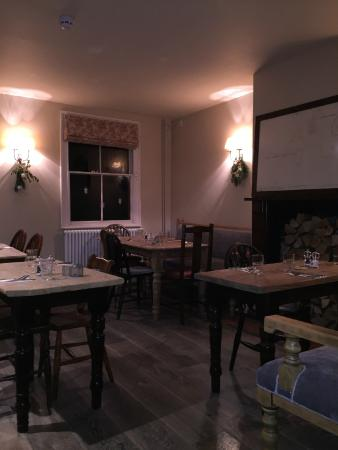 Letcombe Regis, UK: Another dining room