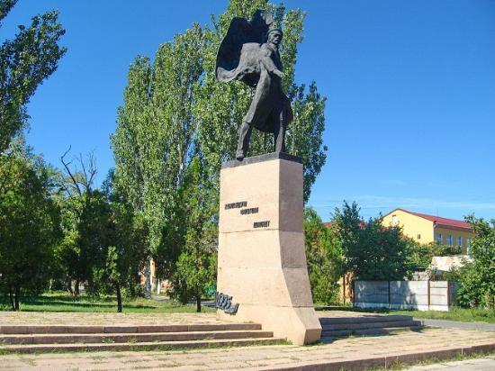 Ochakiv, Ucrânia: Лейтенант Шмидт