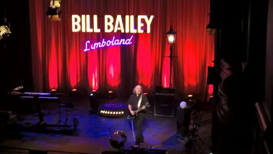 Royaume-Uni : Bill Bailey - Always at his best!.