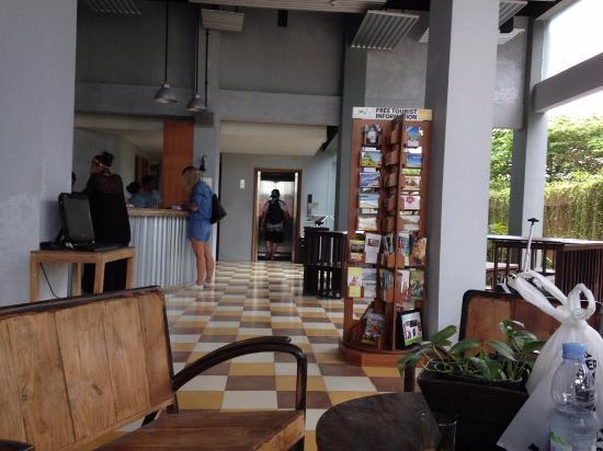 Frii Bali Echo Beach Hotel Lobby