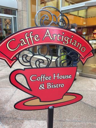 Caffe Artigiano: Caffe Artigiano