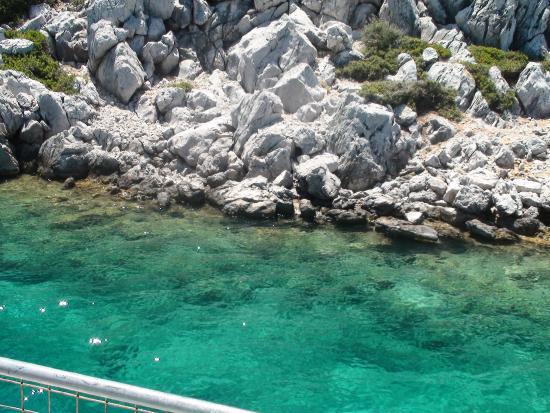 Mersoy Exclusive Aqua Resort: море