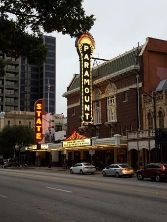 Paramount Theatre: 20151128_171043_large.jpg