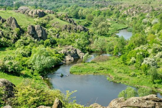 National Park Buzkiy Gard