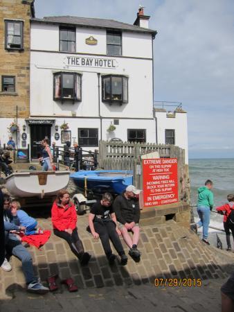 guided coast to coast walk england