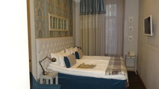 Pushka Inn Hotel: La chambre