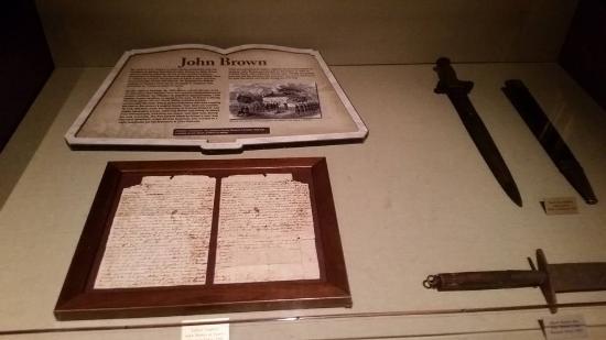 Charleston, WV: John Brown