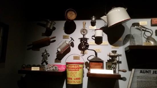 Charleston, WV: kitchen items of yesteryear