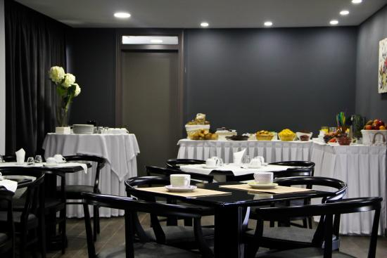 Elina Hotel Apartments : πρωινό Ξενοδοχείου