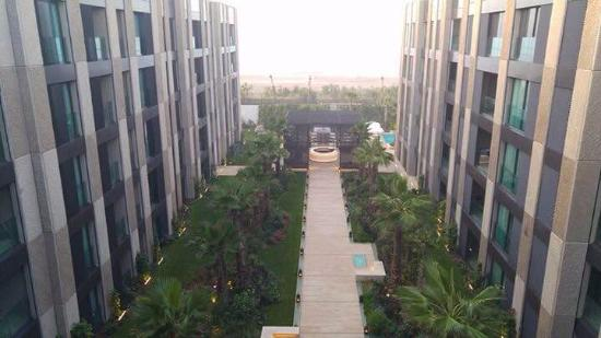 Latitude 33 - Picture of Four Seasons Hotel Casablanca, Casablanca ...