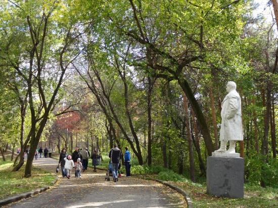 S.M. Kirov Monument