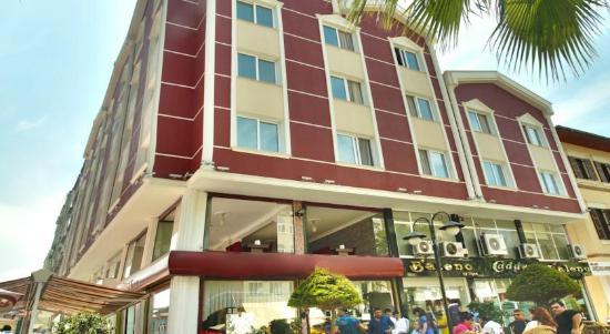 Grand ak ali otel picture of grand akcali otel for Grand pamir hotel
