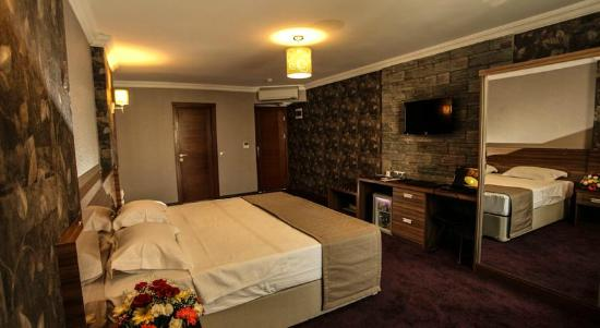 Grand akcali otel hotel reviews price comparison for Grand pamir hotel