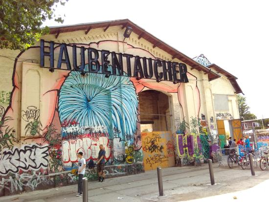 Photo of Athletics and Sports Haubentaucher at Revaler Str. 99, Berlin 10245, Germany