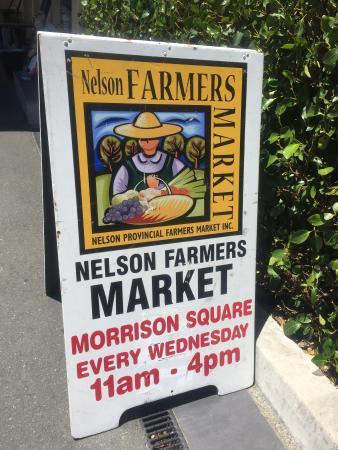 Nelson Farmers' Market