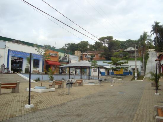 Águas de São Pedro Promenade