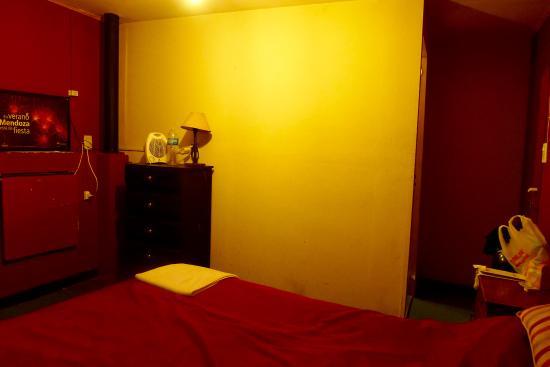 Hostel Empedrado: Private bedroom