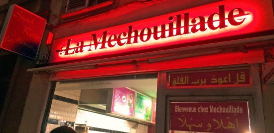 D.B La Mechouillade