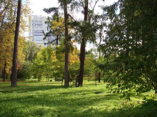 Park on Blyukhera Street