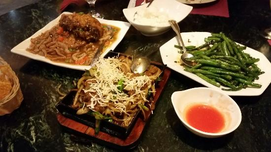 Asian bistro glendale az advise