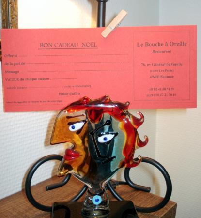 Le Bouche à Oreille Saumur : Idée Cadeau pour un événement