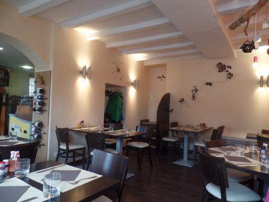 Cleres, Francja: Интерьер