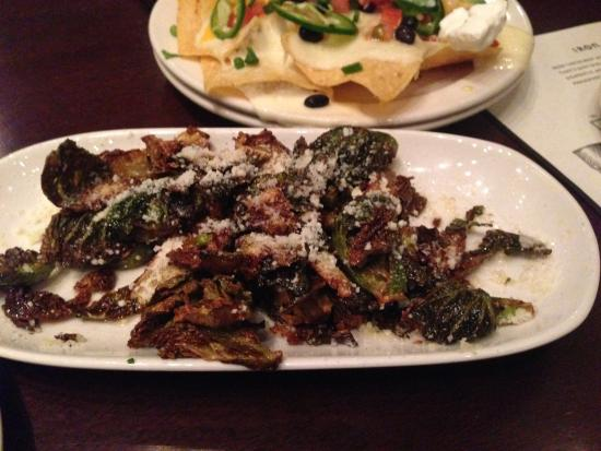 Maple Shade, Nueva Jersey: Fried Brussels Sprouts