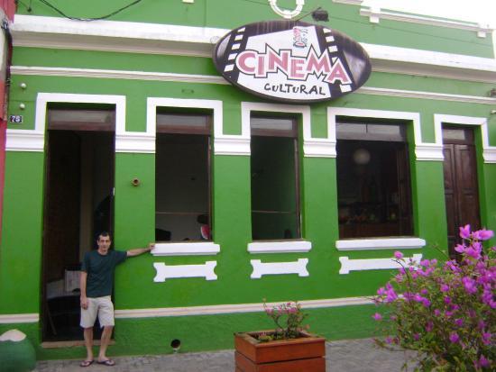 Cinema Cultural de Itacare