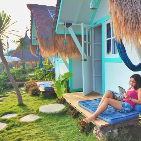 Le Pirate Beach Club Hotel Nusa Ceningan R