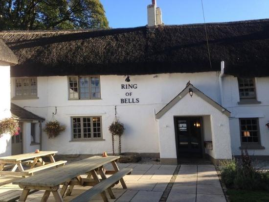 North Bovey, UK: Ring of Bells Inn