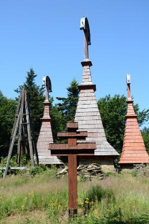 Cmentarz Wojenny nr.51 - Rotunda