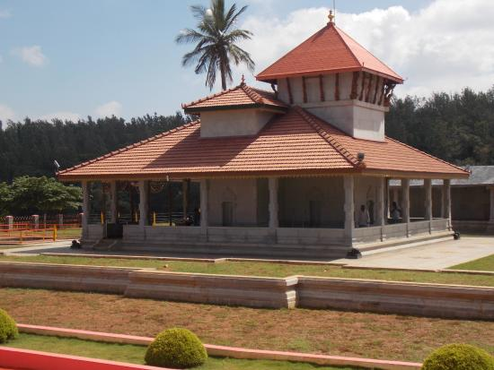 Image result for The history about deviramma temple in Chikmagalur