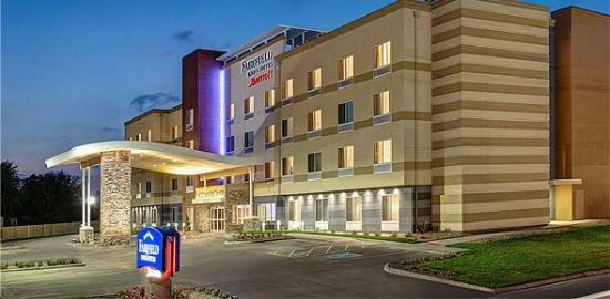 Fairfield Inn & Suites Enterprise